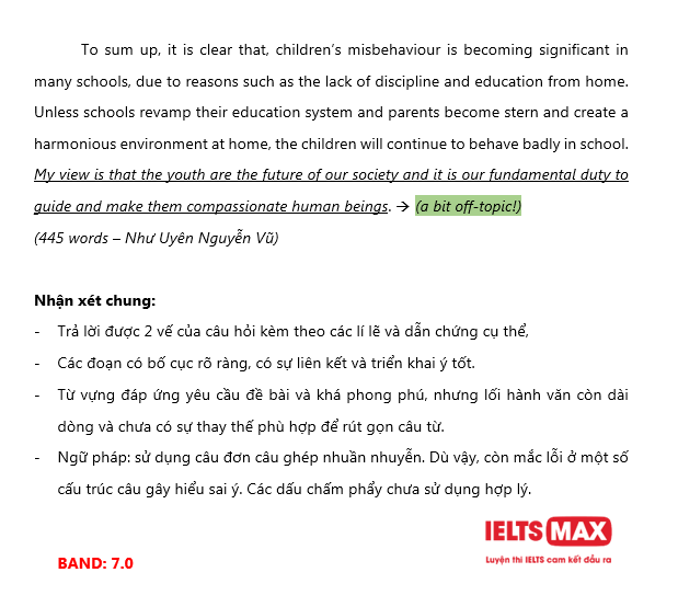 Problems and solution essay ielts